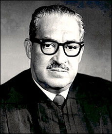 Thurgood Marshall - Great Black Heroes